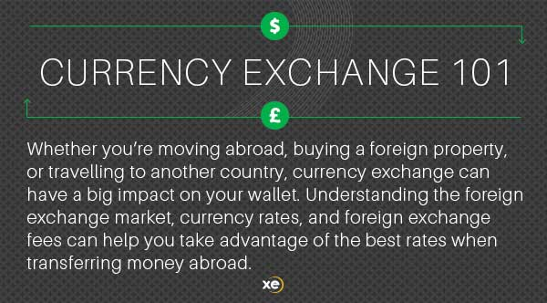 Currency exchange advice