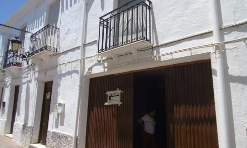 Almeria – Albanchez – Two Linked Houses