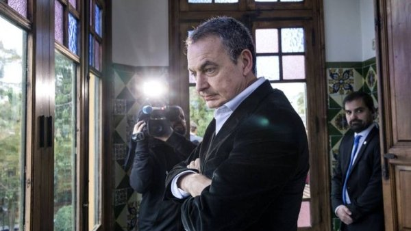 Former PM Zapatero becomes latest Spanish politician to be sent threatening letter containing bullets