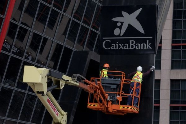 Spain's CaixaBank planning over 8,000 job cuts