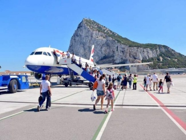 Gibraltar Confirms British Tourists Will NOT Need To Be Tested For Covid When Foreign Travel Restarts In May