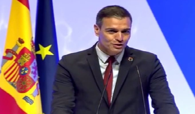 Pedro Sánchez Unveils His Government's Long-Term Strategy For Spain