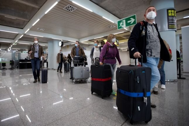 Spain extends restrictions on travel from outside the EU until end of May