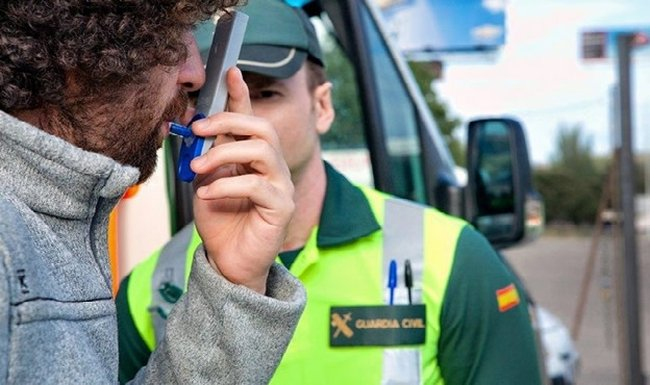 The Breathalyser And How It Works In Spain