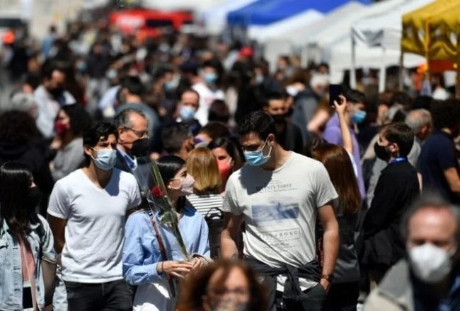 Spain to lift outdoor facemask rule on June 26th
