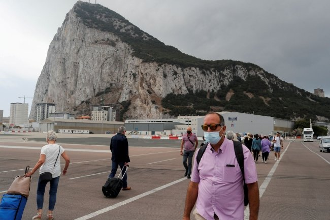 EU draft proposal on Gibraltar that 'seeks to undermine UK sovereignty' rejected by British government