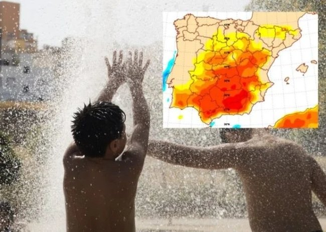 Nearly 50C: Southern Spain set to sizzle in historic heatwave