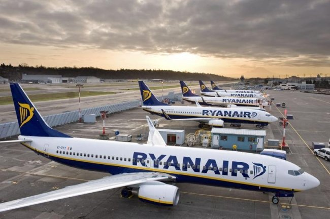 Ryanair to run to over 70 European destinations from Costa Blanca this summer
