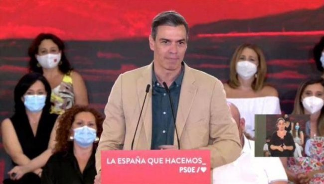 SPAIN: Over half the population 'will be fully vaccinated by next week', if not before