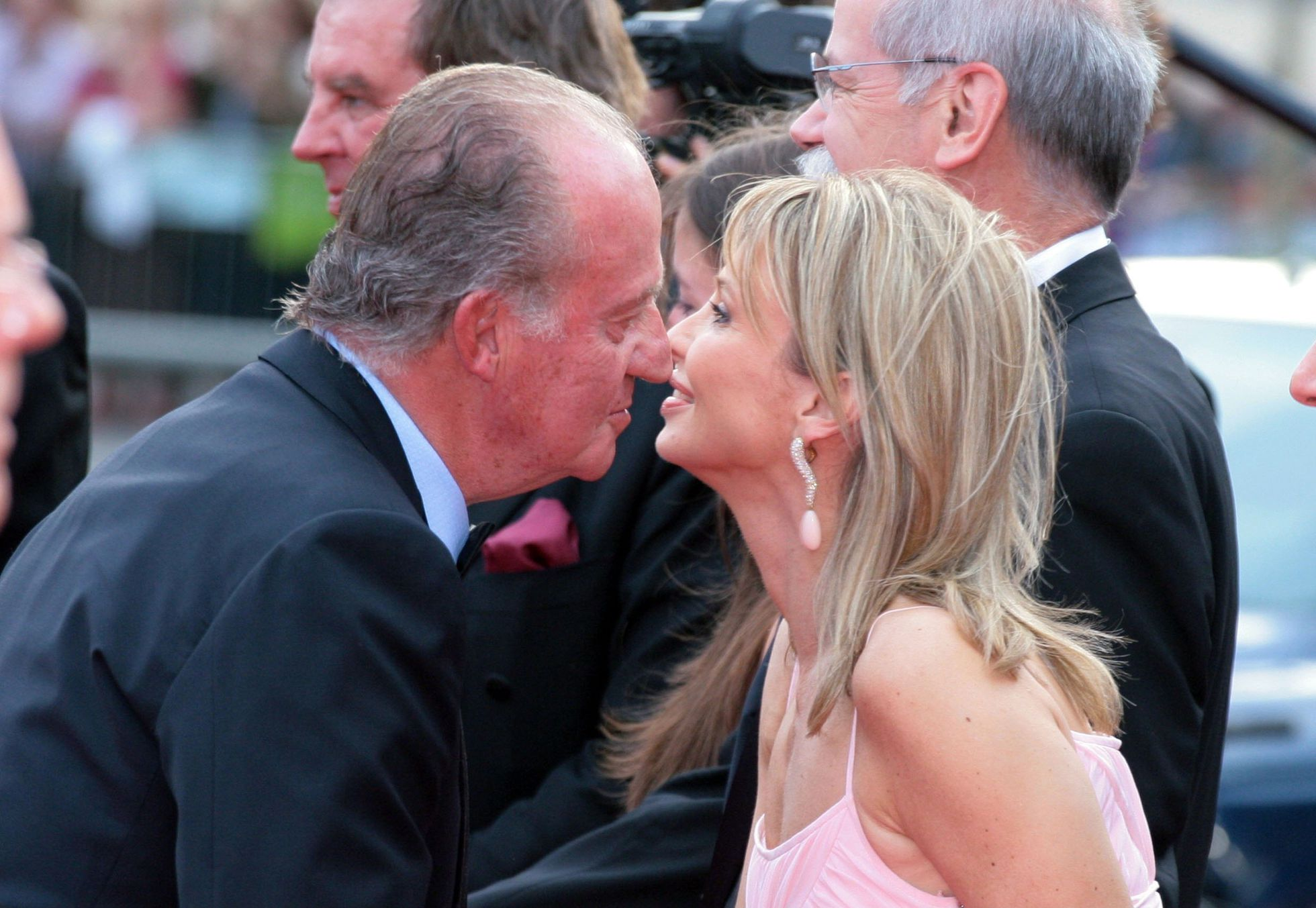 Spain's emeritus king Juan Carlos I sued by ex-lover over harassment claims